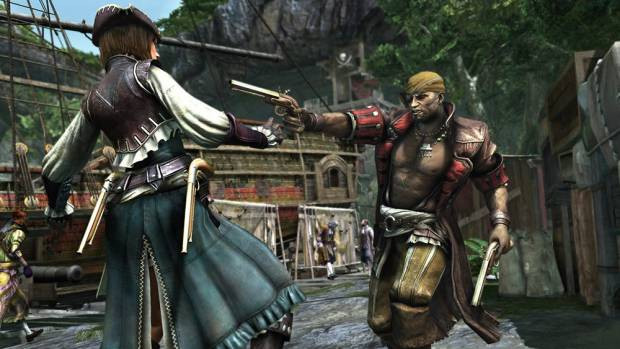 Assassin's Creed IV: Black Flag'ın görüntüleri - Page 4