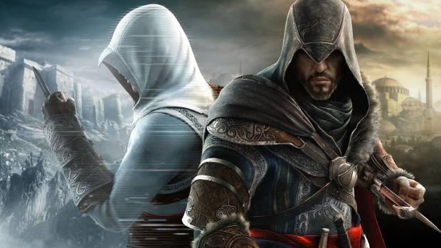 Assassin's Creed: Revelations Duvar Kağıtları - Page 1