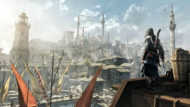 Assassin's Creed: Revelations Duvar Kağıtları - Page 2