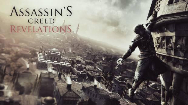 Assassin's Creed: Revelations Duvar Kağıtları - Page 3