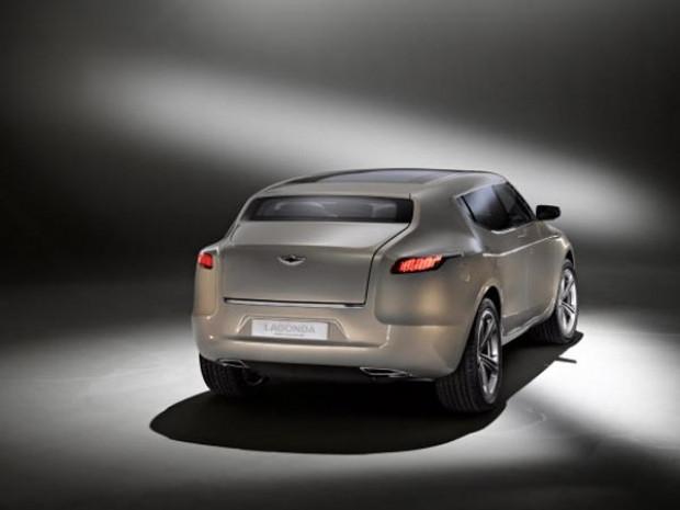 Aston Martin Crossover Lagonda Concept! - Page 1