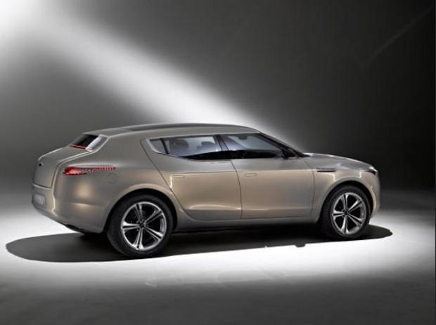 Aston Martin Crossover Lagonda Concept! - Page 2
