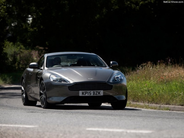 Aston Martin DB9 GT (2016) - Page 1