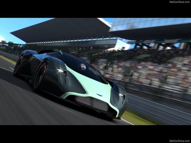 Aston Martin DP-100 Vision Gran Turismo konsept! - Page 1