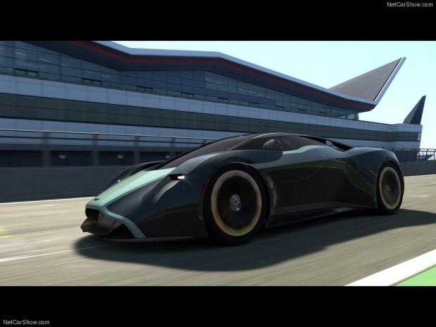 Aston Martin DP-100 Vision Gran Turismo konsept! - Page 2
