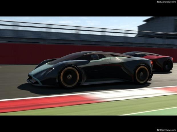 Aston Martin DP-100 Vision Gran Turismo konsept! - Page 3