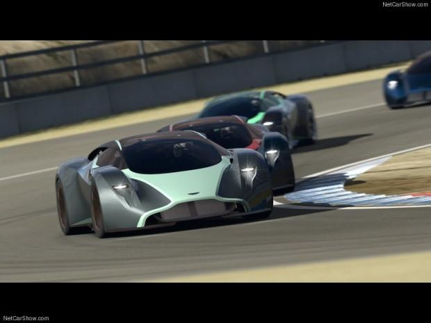 Aston Martin DP-100 Vision Gran Turismo konsept! - Page 4