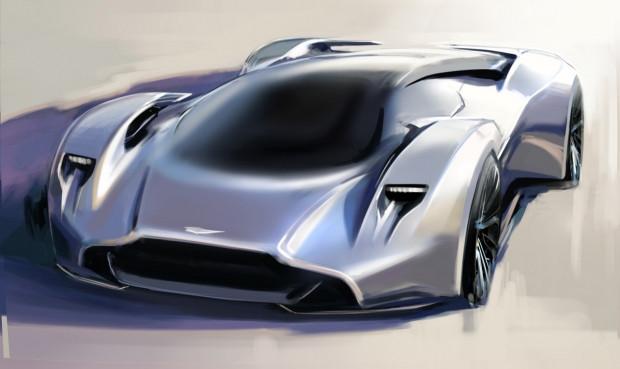 Aston Martin Gran Turismo DP-100 tasarımları - Page 1