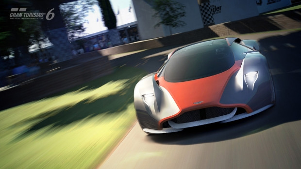 Aston Martin Gran Turismo DP-100 tasarımları - Page 2