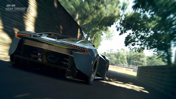 Aston Martin Gran Turismo DP-100 tasarımları - Page 3