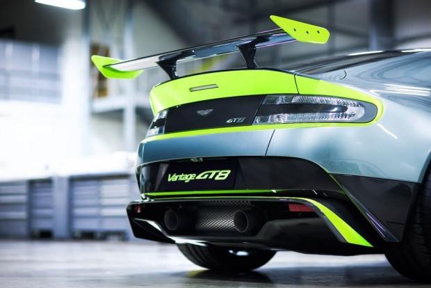 Aston Martin GT8 yarışlara çıkıyor - Page 2