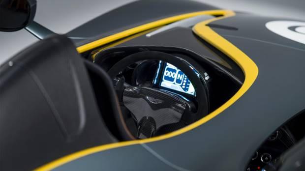 Aston Martin'den olağanüstü CC100 Speedster - Page 2