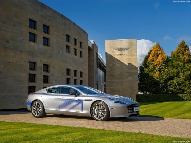 Aston Martin RapidE konsepti - Page 2