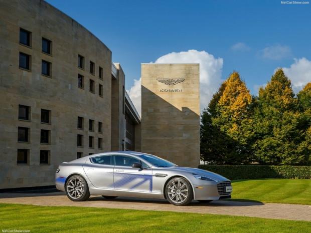 Aston Martin RapidE konsepti - Page 3
