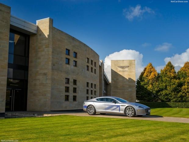 Aston Martin RapidE konsepti - Page 4