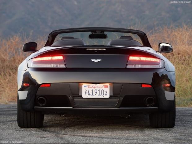 Aston Martin V8 Vantage Roadster - Page 3
