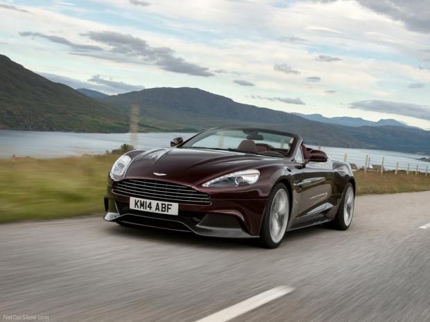 Aston Martin Vanquish Volante 2015 - Page 2