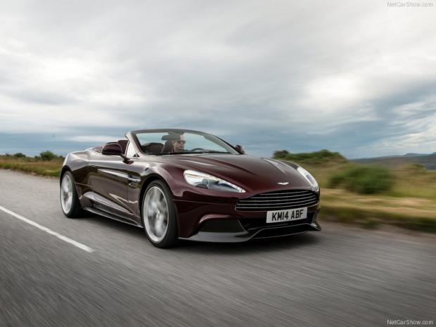 Aston Martin Vanquish Volante 2015 - Page 3