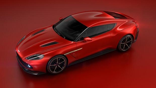 Aston Martin Vanquish Zagato - Page 1