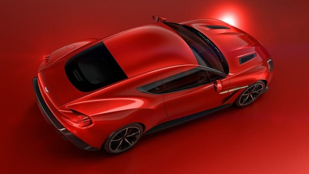 Aston Martin Vanquish Zagato - Page 2