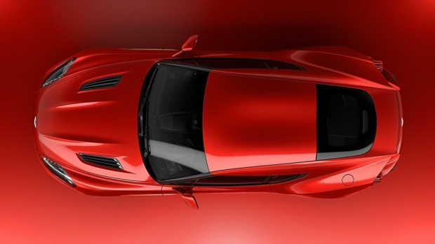 Aston Martin Vanquish Zagato - Page 3