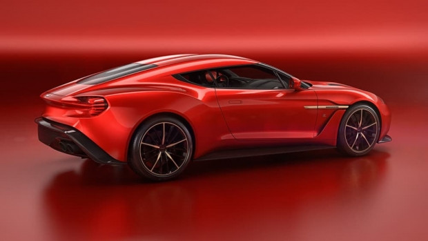 Aston Martin Vanquish Zagato - Page 4