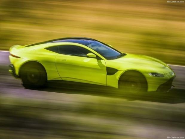 Aston Martin Vantage 2019 - Page 4
