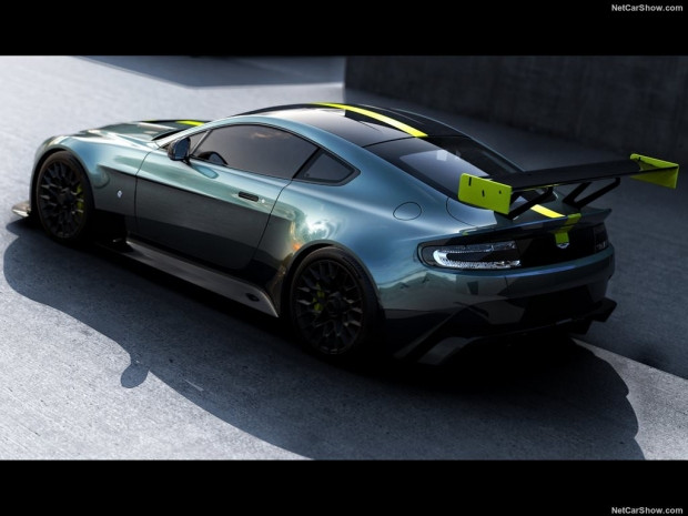 Aston Martin Vantage AMR Pro 2018 - Page 4