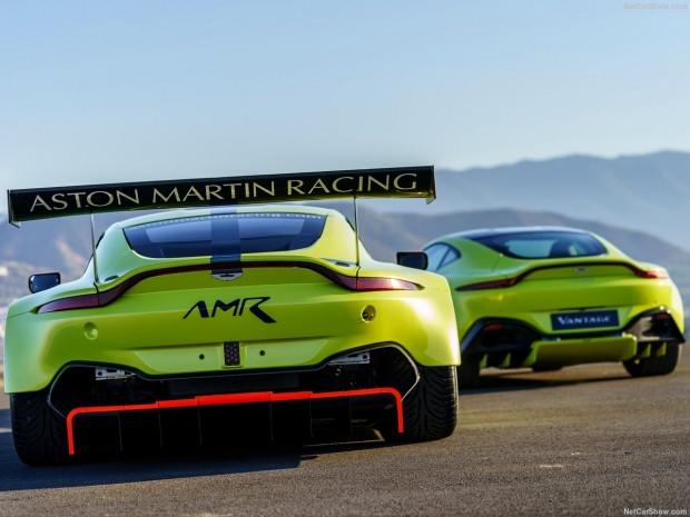 Aston Martin Vantage GTE Yarış arabası 2018 - Page 1