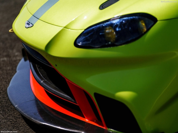 Aston Martin Vantage GTE Yarış arabası 2018 - Page 4
