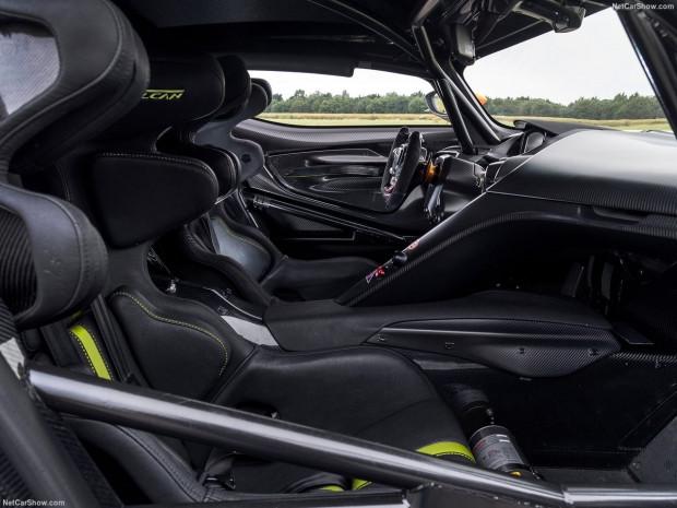 Aston Martin Vulcan AMR Pro 2018 - Page 1