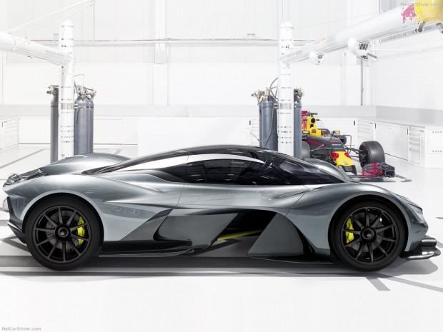 Aston Martin'den 2018 uzay mekiği gibi araç AM-RB 001 - Page 3