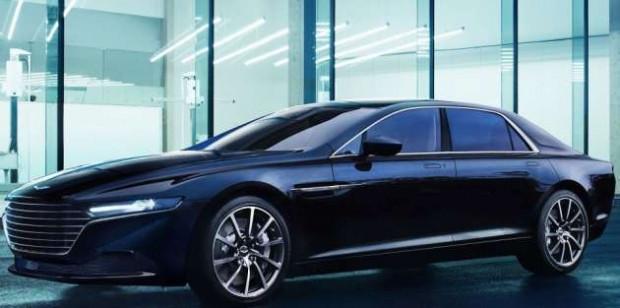 Aston Martin'in salon modeli Lagonda - Page 1