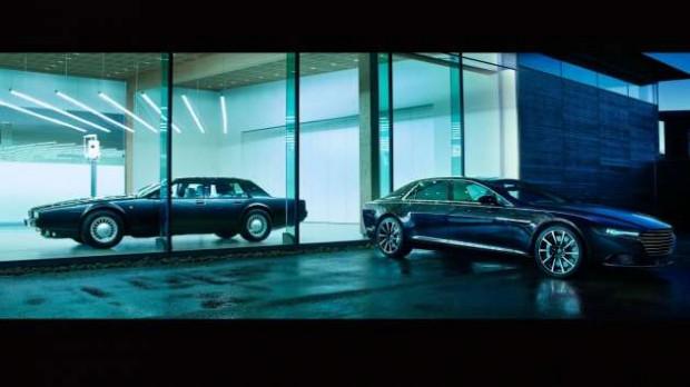 Aston Martin'in salon modeli Lagonda - Page 2