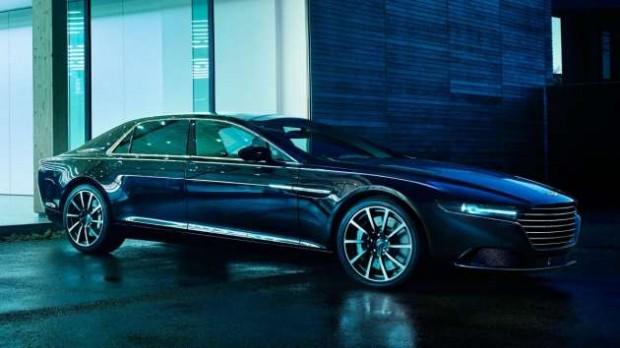 Aston Martin'in salon modeli Lagonda - Page 3