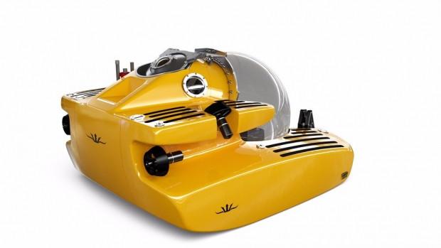 Aston Martin'in yeni Triton denizaltısı - Page 4