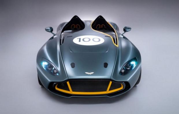Aston Martin'nin 100. yıl süprizi - Page 2