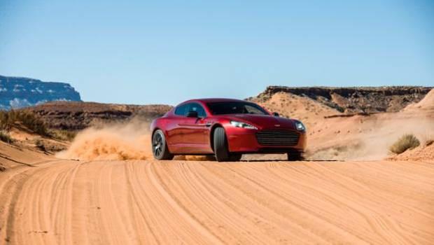 Aston yeni dört kapılı nihai testi - Page 1