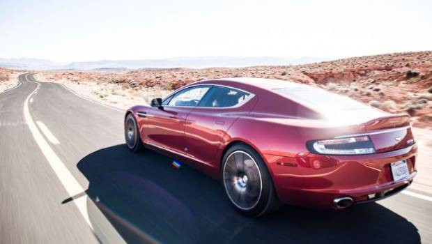 Aston yeni dört kapılı nihai testi - Page 2