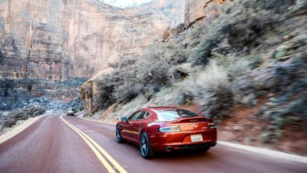 Aston yeni dört kapılı nihai testi - Page 4