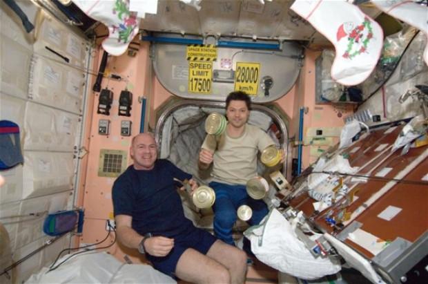 Astronotların dudak ısırtan maaşları - Page 3
