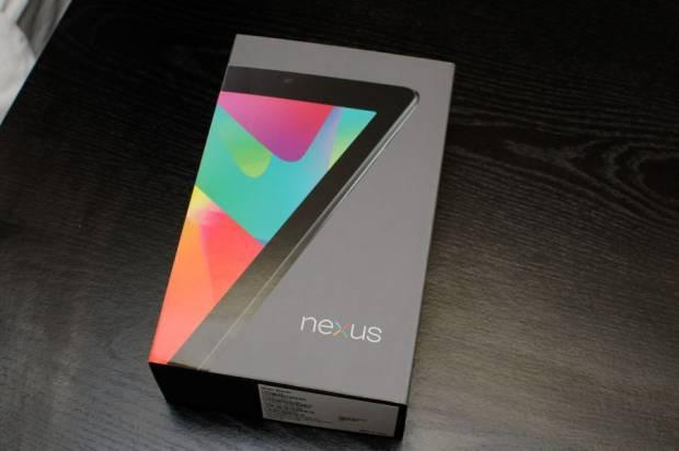 Asus Google 'Nexus 7' - Galeri - Page 1