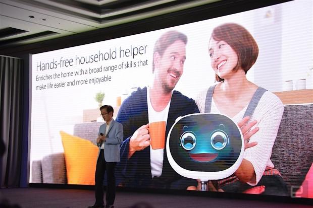 ASUS Zenbo ev robotu fiyatı ve özellikleri - Page 3