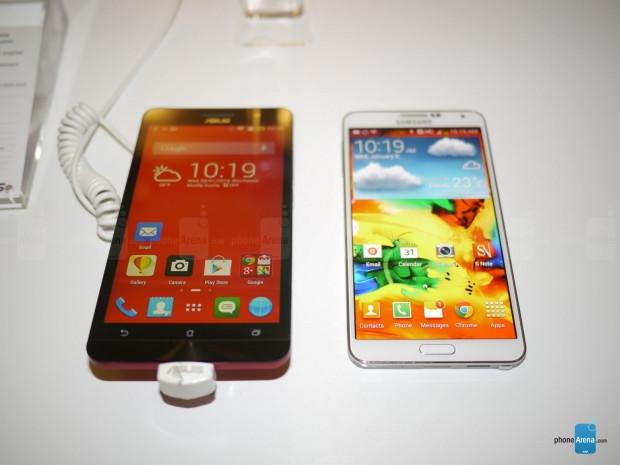 Asus ZenFone 6 ve Samsung Galaxy Note 3 karşılaştırma! - Page 1