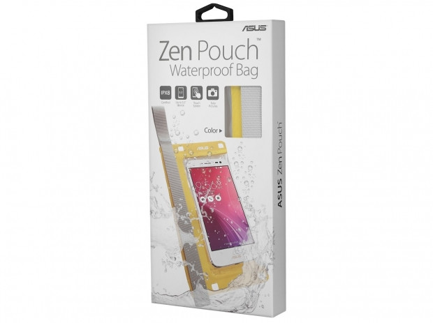 Asus ZenPouch ile telefonu kumdan ve sudan koruyun - Page 2