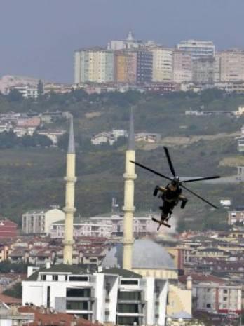 İlk Helikopterimiz ATAK'ın gösterisinden kareler - Page 2