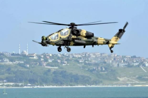 İlk Helikopterimiz ATAK'ın gösterisinden kareler - Page 4
