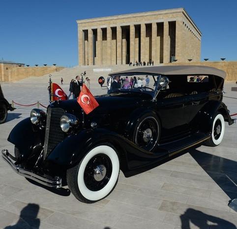 Atatürk'ün arabaları modifiye ediliyor - Page 1