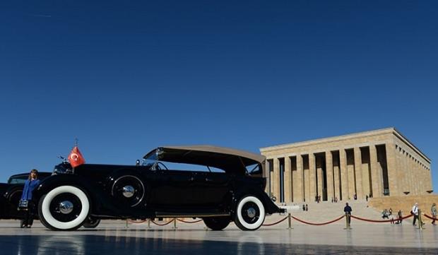 Atatürk'ün arabaları modifiye ediliyor - Page 3