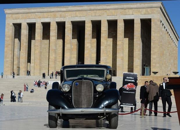 Atatürk'ün arabaları modifiye ediliyor - Page 4